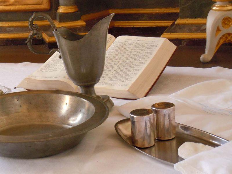 Was Bedeutet Taufe